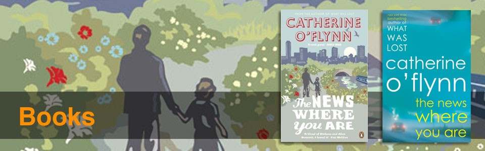 The News Where You Are by Catherine O